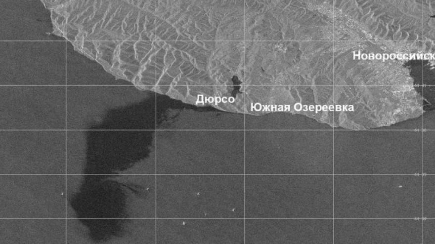 Учёные рассказали о превышении разлива нефти в Черном море в 400 тысяч раз
