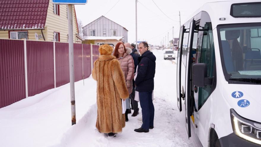В Салехарде новый автобусный маршрут соединит микрорайон Удача и СНТ «Север»