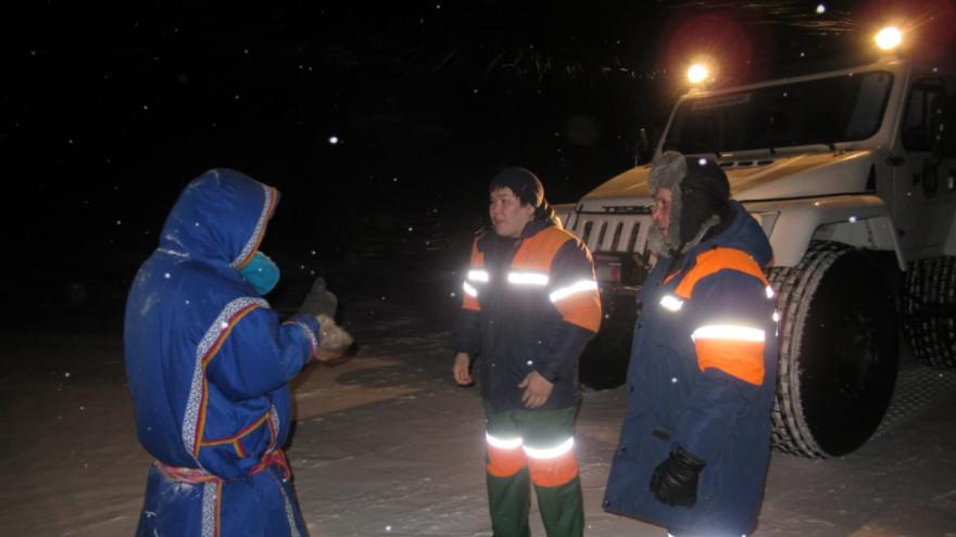 Ямалец застрял в тундре в сильный мороз: на поиски отправились спасатели