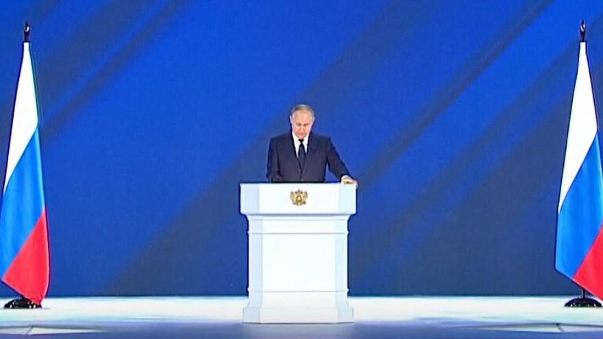 Владимир Путин: в российских вузах откроют еще 45 тысяч бюджетных мест