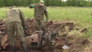 На Сахалине обнаружен американский военный истребитель, собранный русскими руками