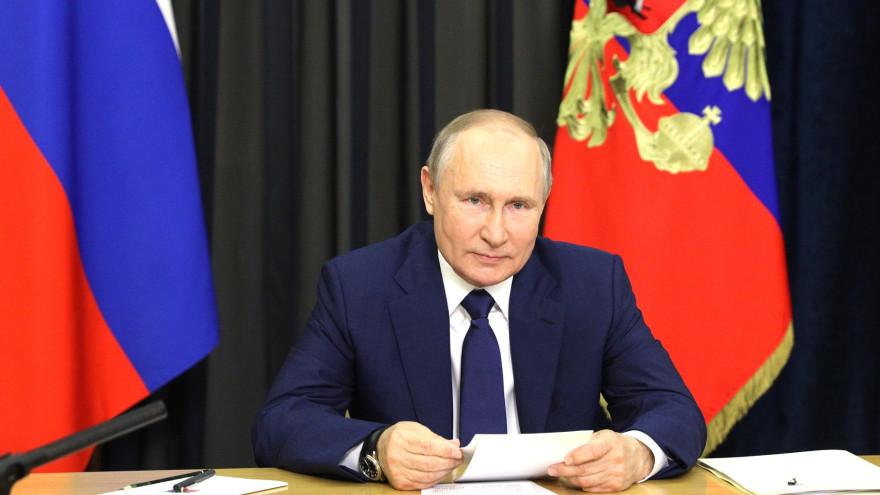 1 сентября российское общество «Знание» покажет встречу Владимира Путина со школьниками