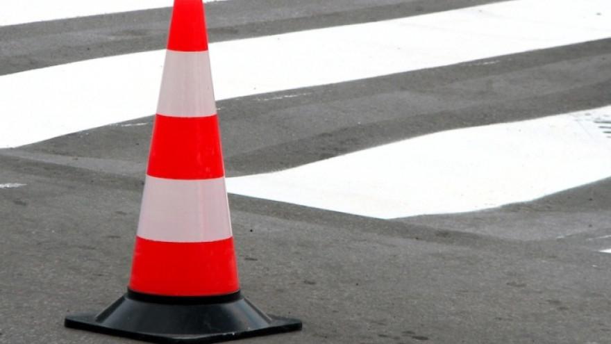 В Надыме водитель иномарки наехал на подростка на пешеходном переходе