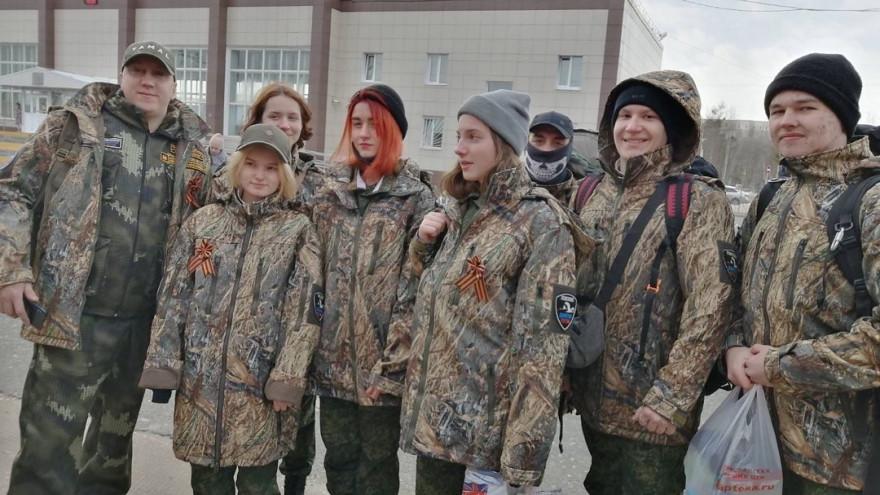 Вахта памяти. Ямальские школьники отправились в поисковые экспедиции