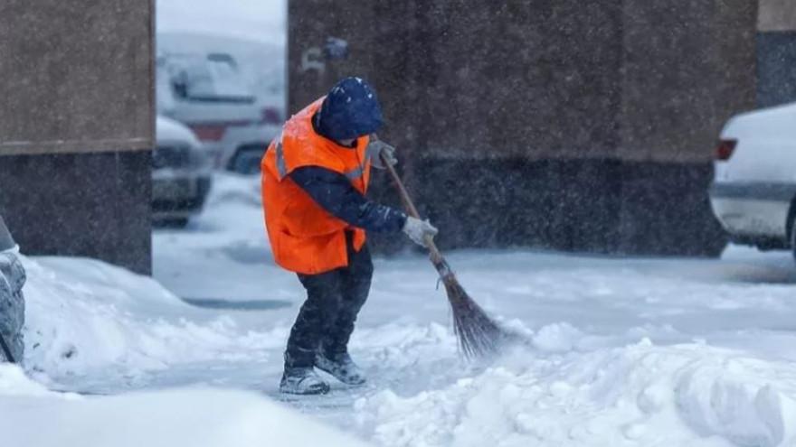 На Ямале заработает геосервис с онлайн-данными об уборке снега