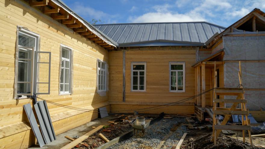 Культурное наследие: ко Дню города в Салехарде планируют открыть Обдорский музей