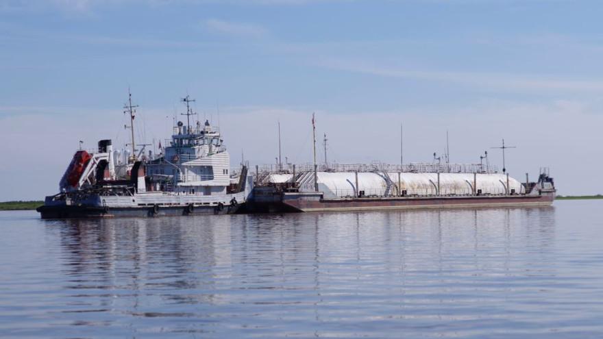 На Ямале завершен досрочный завоз топлива на предприятия ЖКХ