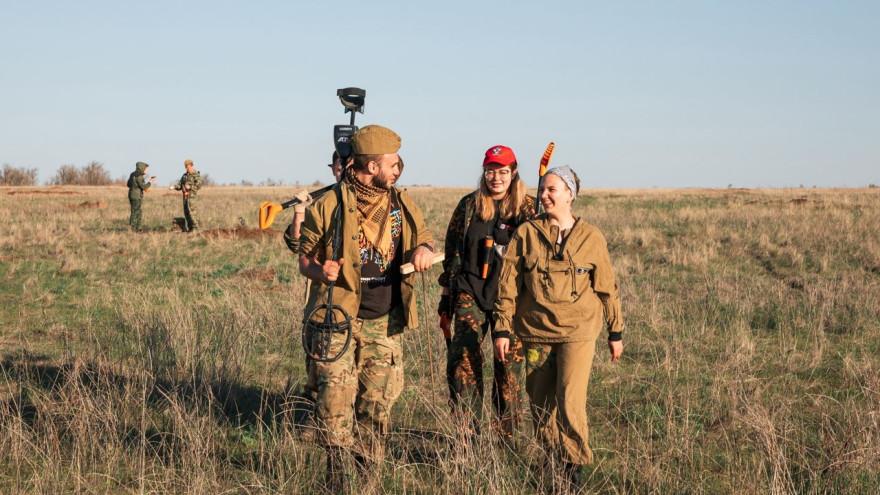 Ямальские поисковики участвуют в международной военно-исторической экспедиции