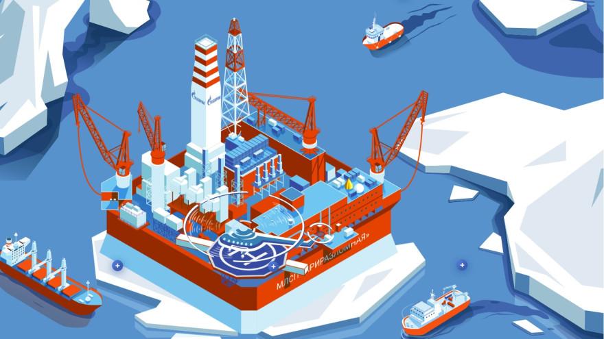 Морские зайцы и люрики: «Газпром нефть» запустила виртуальную экскурсию по Арктической Венеции
