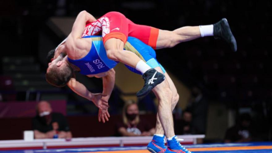 Ямальский спортсмен стал чемпионом Европы по греко-римской борьбе