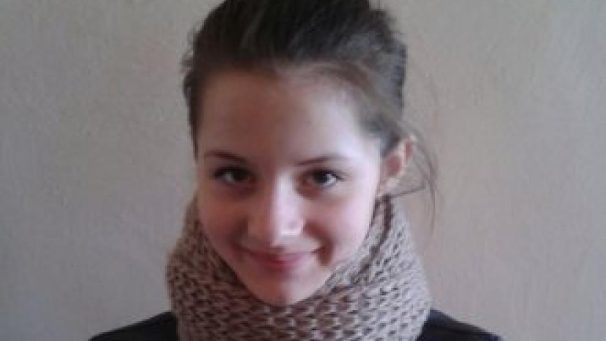В Ноябрьске пропала 14-летняя девочка Анастасия Авдеева
