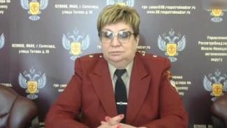 ЛюдмилаНечепуренко - о мерах профилактики на голосовании и дальнейшем развитии ситуации с COVID-19 на Ямале