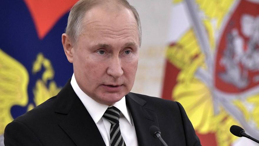 Владимир Путин: России удалось преодолеть спад в экономике и выйти на ее восстановление