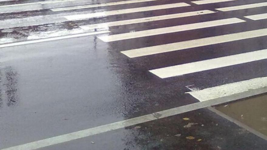 В Муравленко 8-летнего ребенка сбили на пешеходном переходе
