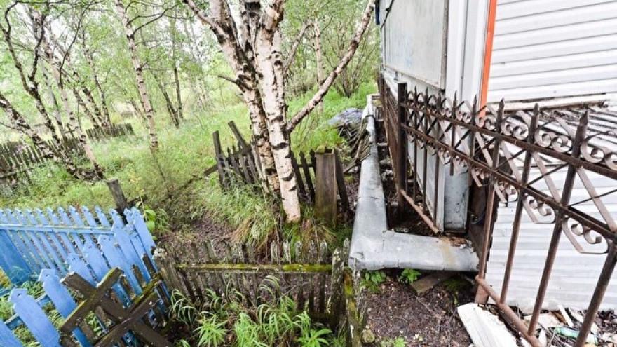 Радиопроект «67 Параллель»: «Кладбище или Мемориал?»
