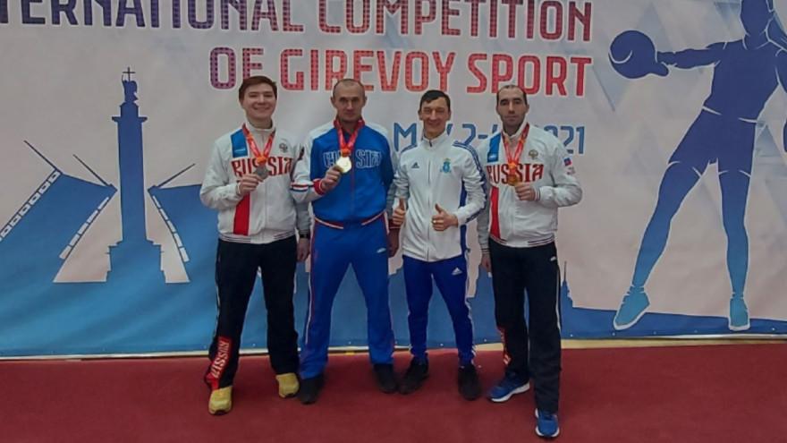Ямальские силачи: в Санкт-Петербурге завершился II этап Кубка Мира по гиревому спорту