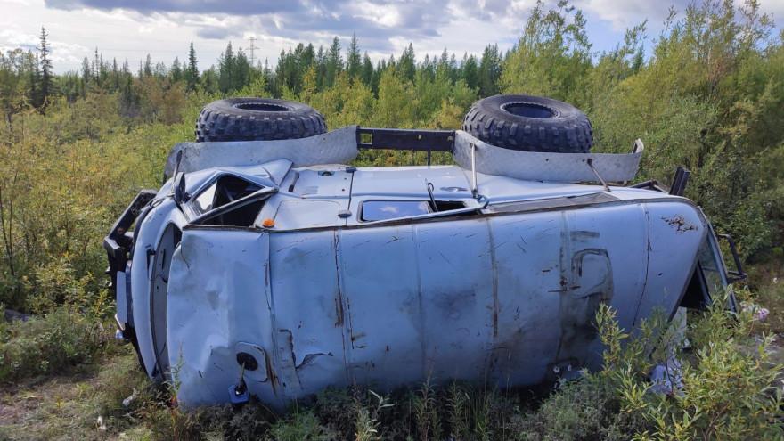 5 человек пострадали в ДТП со снегоболотоходом на Ямале