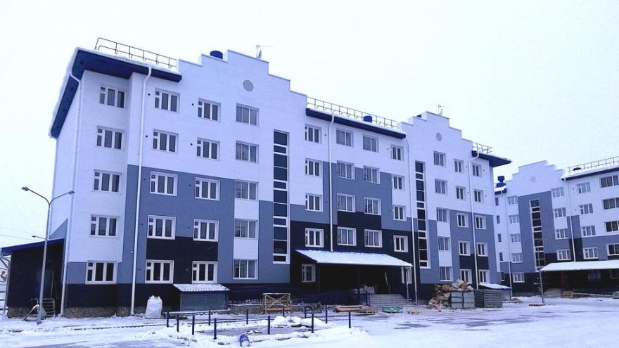 В преддверии Нового года на Ямале сдали в эксплуатацию сразу 11 жилых домов