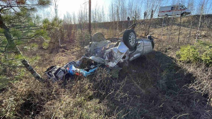 Не были пристегнуты: после ДТП на Ямале госпитализированы 4 человека