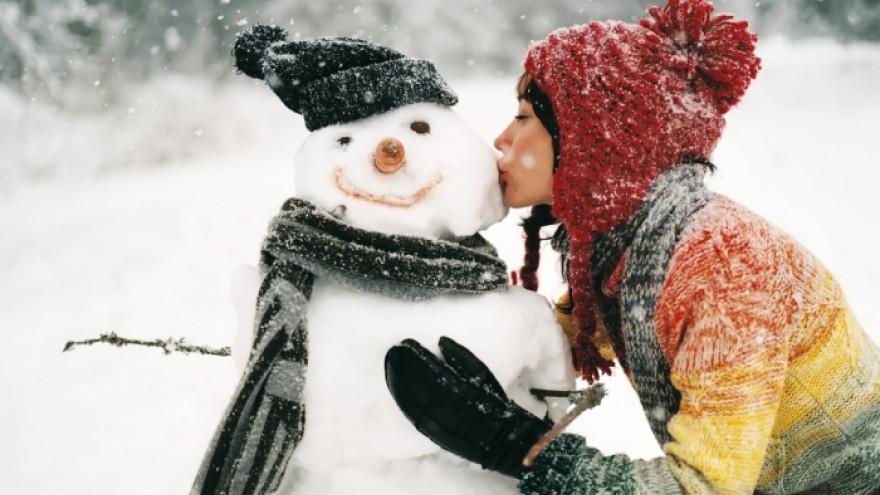 Декабрь на территории России ожидается теплым, особенно в северных регионах