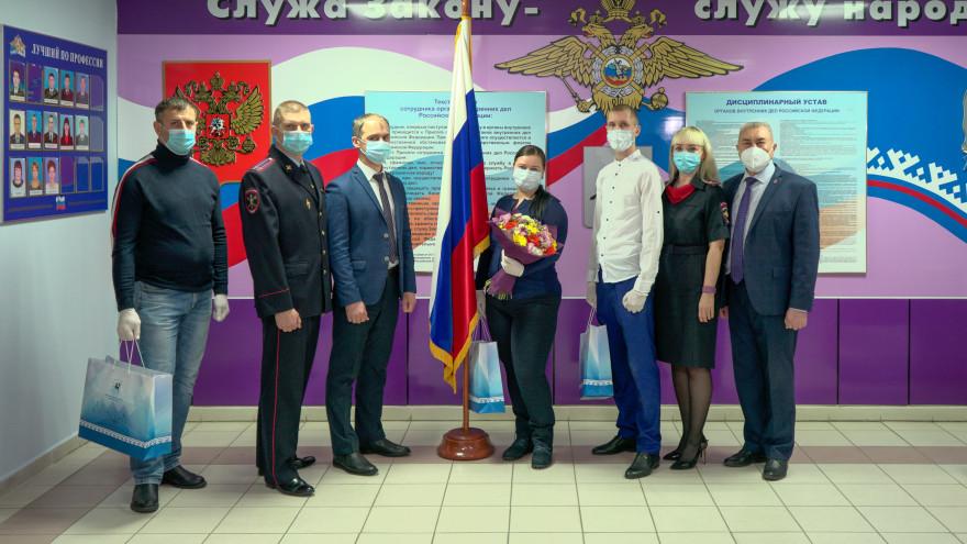 В Салехарде новоиспеченные граждане России торжественно принесли присягу государству