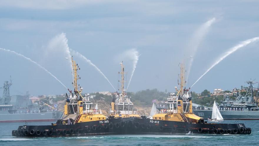 Дмитрий Артюхов: Военно-Морской Флот - гордость нашего Отечества