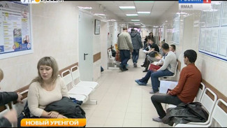 5,5 тысяч человек обратились в больницы округа с жалобами на ОРВИ