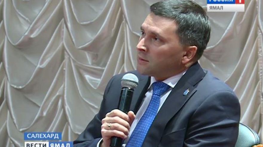 Ямальские студенты смогли задать губернатору наболевшие вопросы