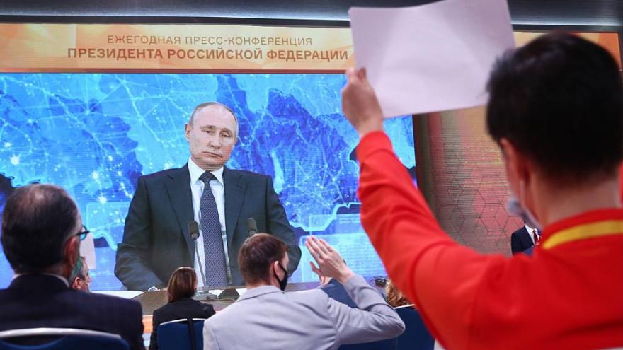 Владимир Путин назвал примерный срок восстановления российской экономики