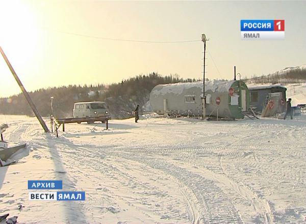 На Ямале открыли зимник Аксарка – Белоярск
