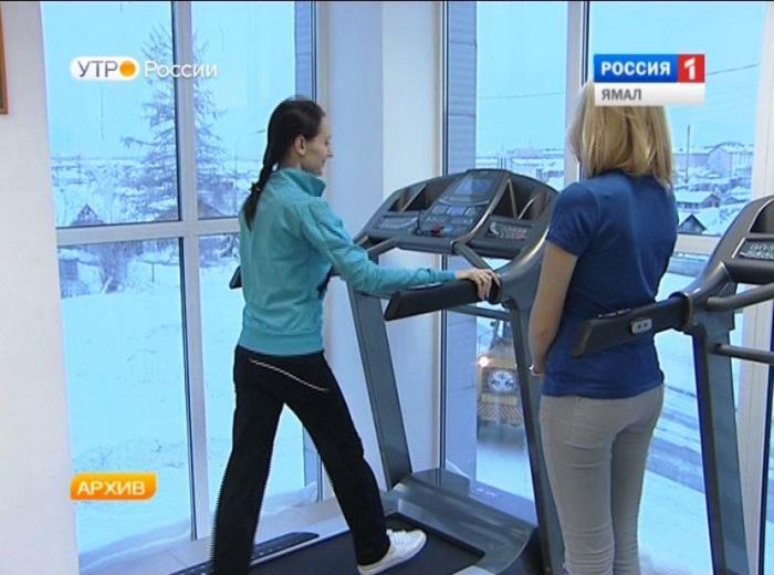 На Ямале хотят раздавать бесплатные фитнес-абонементы