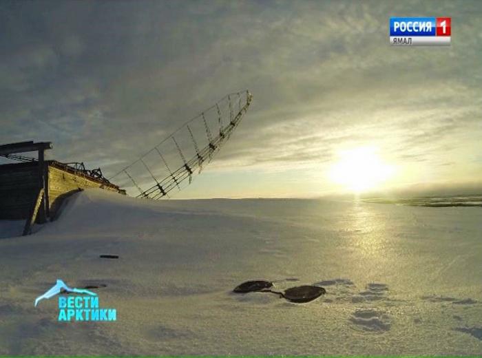 Утилизировать мусор в Арктике хотят на месте
