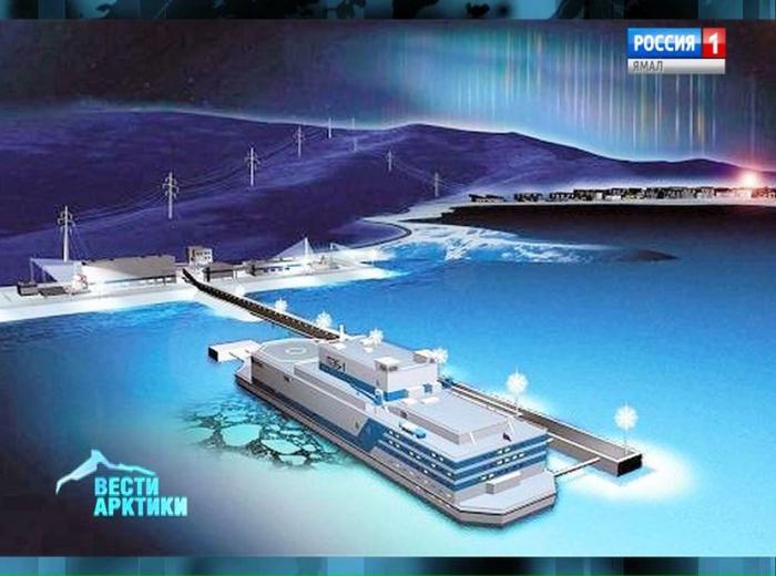 Как будут изучать Арктический шельф России через 10 лет?