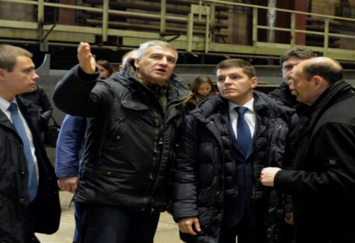 Дмитрий Артюхов и Артур Парфёнчиков обсудили перспективы взаимовыгодного сотрудничества Ямала и Карелии