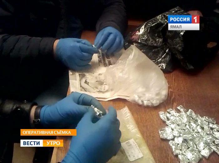 Организатору наркопритона из Ноябрьска вынесли приговор