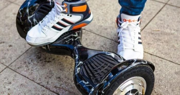 Культура поведения, как причина ДТП. За юных ямальцев на гироскутерах серьёзно возьмутся