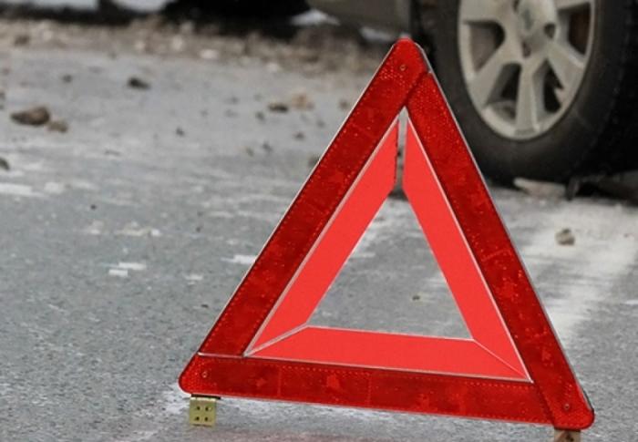 В Новом Уренгое произошло тройное ДТП