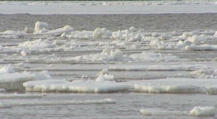 Стала известна примерная дата ледохода в Салехарде