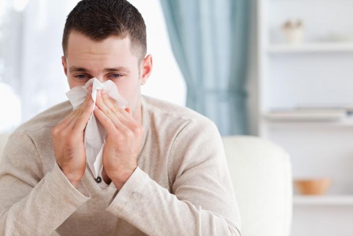 Ученые: больной гриппом может заразить окружающих просто дыханием