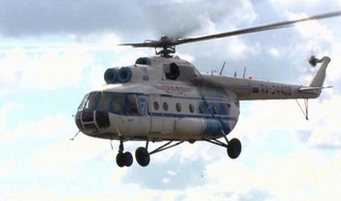 Санавиация доставила из Тарко-Сале в Ноябрьск двухмесячного малыша в тяжелом состоянии