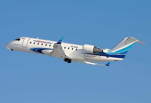Сегодня авиакомпания Ямал открывает прямой рейс Тюмень - Горно-Алтайск
