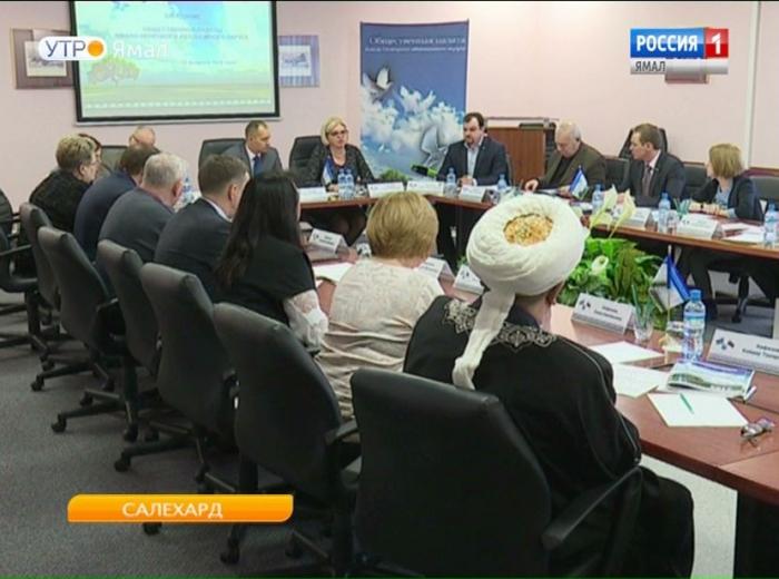 Чем планирует заняться Общественная палата Ямала в этом году