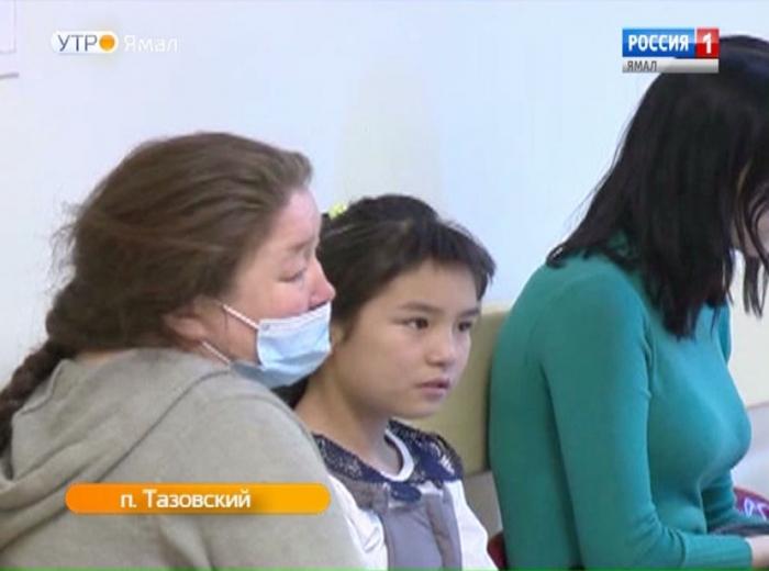 Нескончаемый поток людей: об ОРВИ в Тазовском районе