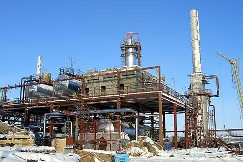 Работник ямальской нефтяной компании похитил сместорождения 85 труб