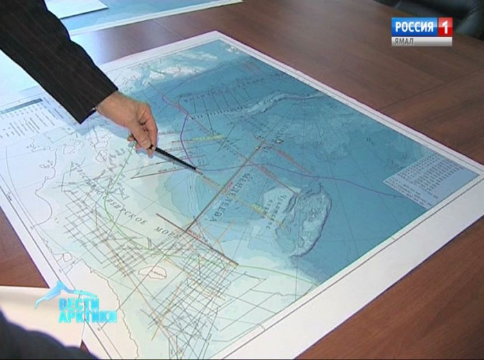 Россия планирует расширить границы нашего шельфа в Арктике