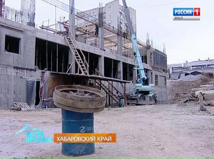 Прямо под стройплощадкой жилого комплекса в Хабаровске обнаружили военный склад