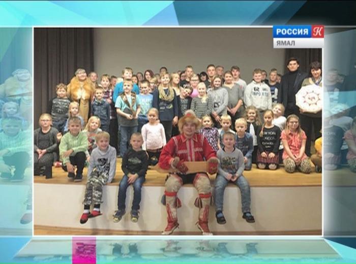 Ямальские артисты гостят в Эстонии