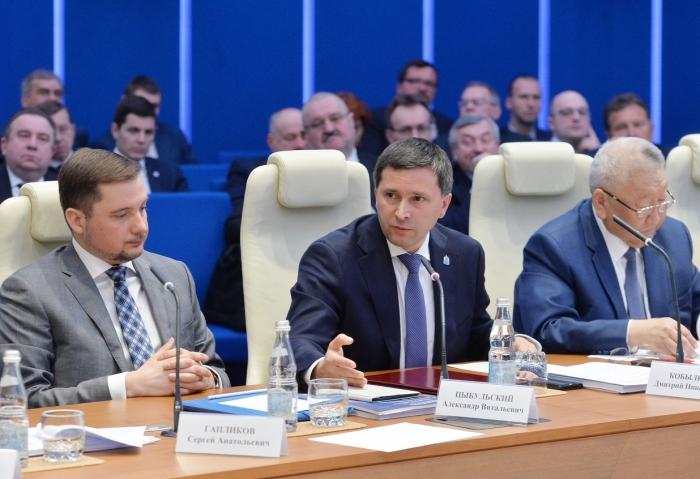 Дмитрий Кобылкин: «Нам необходима инфраструктура, с поддержкой государства»