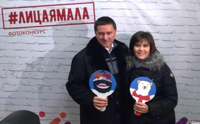 Дмитрий Кобылкин зафоткался для конкурса #ЛицаЯмала