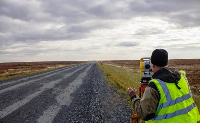 Автодорогу «Подъезд к селу Аксарка» хотят реконструировать к концу 2019 года